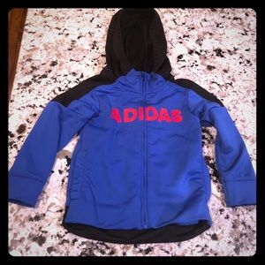 ADIDAS SPELLOUT TRACK JACKET 24M
